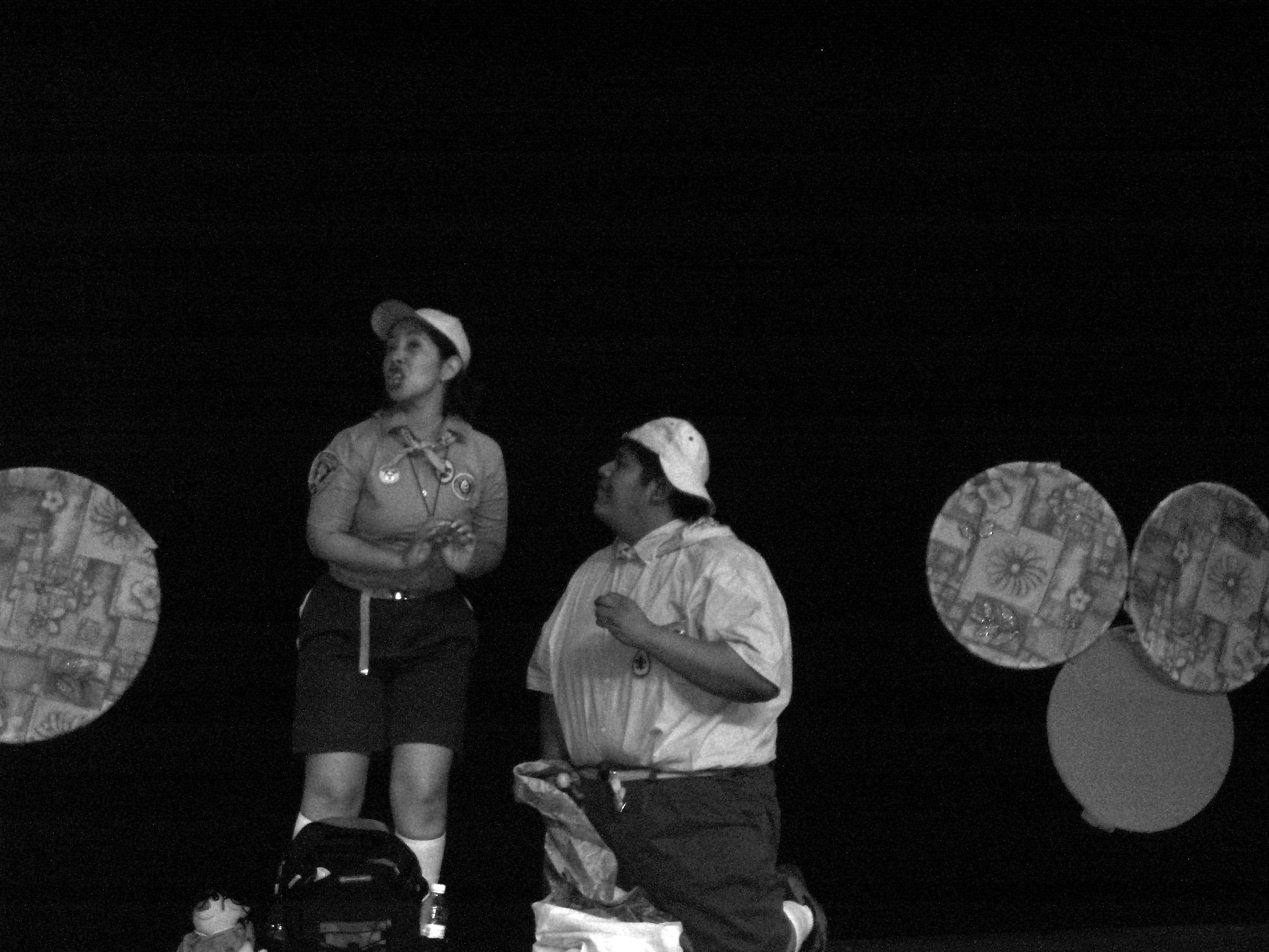 Cahuamanga - Teatro al Desnudo