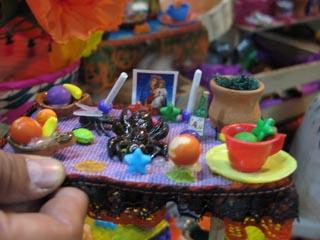 Altares De Muerto En Miniatura Diario Culturamx