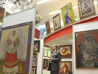 Subastarán 194 obras de arte latinoamericano