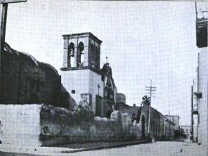 Convento franciscano de San Andrés