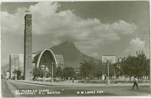 Plaza de la Llave (hoy Plaza de la Purísima).
