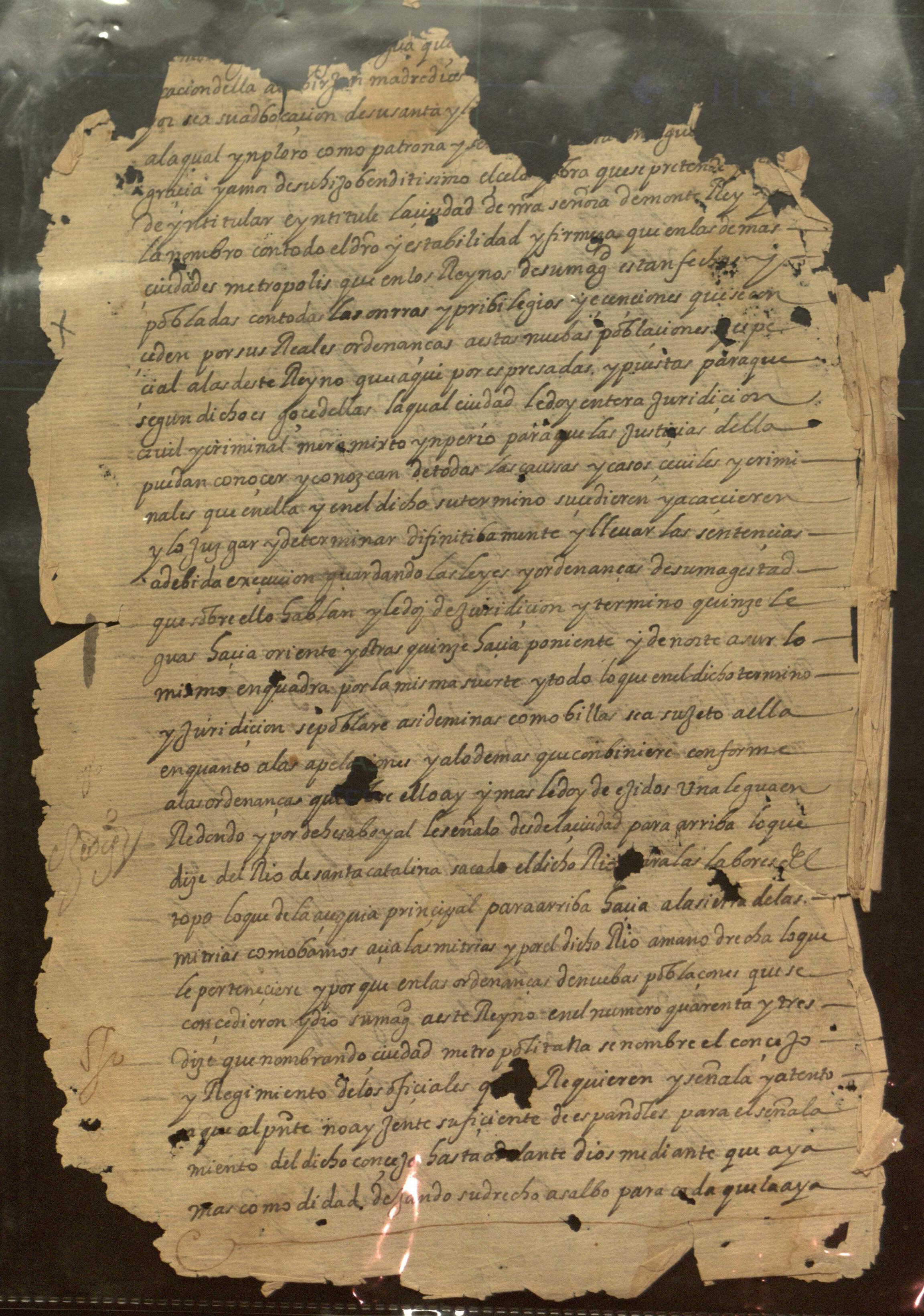 Documento 1 Testimonio Acta de Fundación 1638 (1)