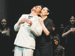 Estrenan ópera de García Lorca