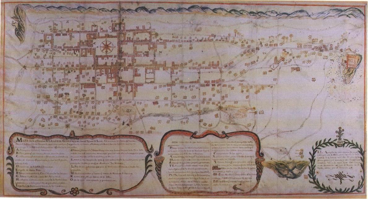 3. Plano de 1791