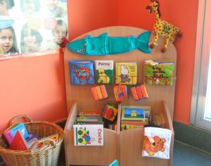 Bebeteca. Leer con los bebés y niños.