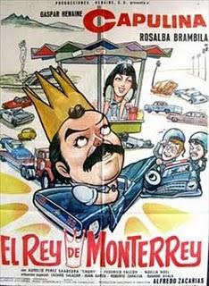 cartel del Rey de Monterrey