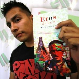 Nazul Aramayo autor de Eros Díler