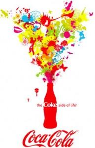 Imagen Publicitaria The Coca Cola Company