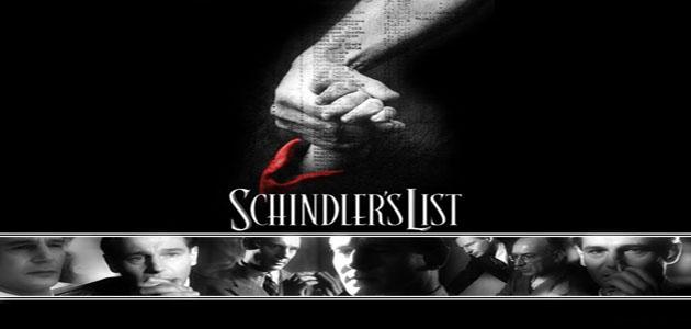 "Póster de la Película ""Shindler'r List"""