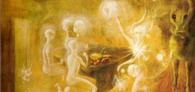 La Paradoja de la Percepción de Leonora Carrington