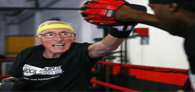 Boxeando contra el Parkinson