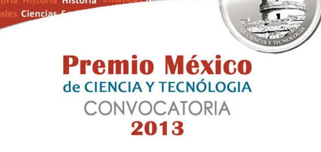 Premio México de Ciencia y tecnología