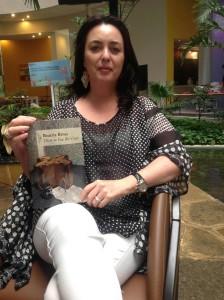 Beatriz Rivas Dios se fue de Viaje