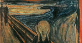 Edvard Munch- El Grito.