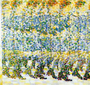 Giacomo Balla- Niña corriendo