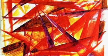 mijail-larionov-rayonismo-rojo