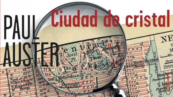 Ciudad De Cristal Autor Paul Auster