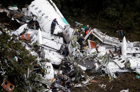 Accidentes aéreos en el mundo del fútbol