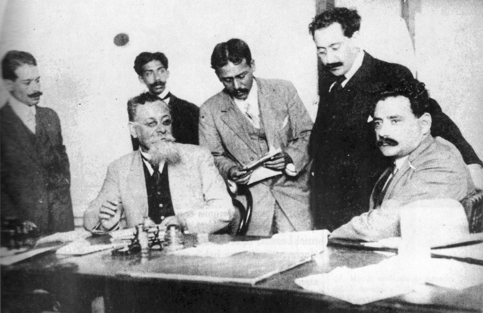 Don Venustiano Carranza vs Victoriano Huerta