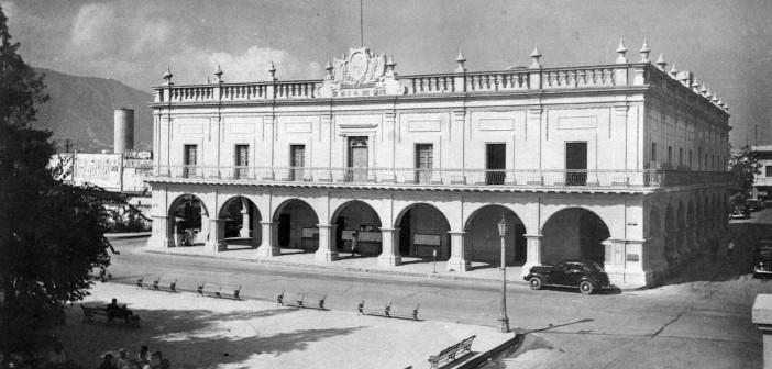 Palacio Municipal Monterrey Nuevo León