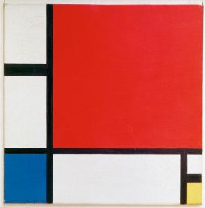 piet-mondrian-composicion-en-rojo-amarillo-azul-y-negro