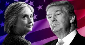 ¿Qué pasaría si Hillary Clinton y Donald Trump quedarán empatados?