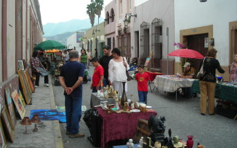 Callejón Cultural de Monterrey