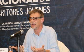 Álvaro Enrigue considera a la literatura un espejo de la realidad