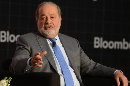 Carlos Slim es 'un gran tipo', dice Trump