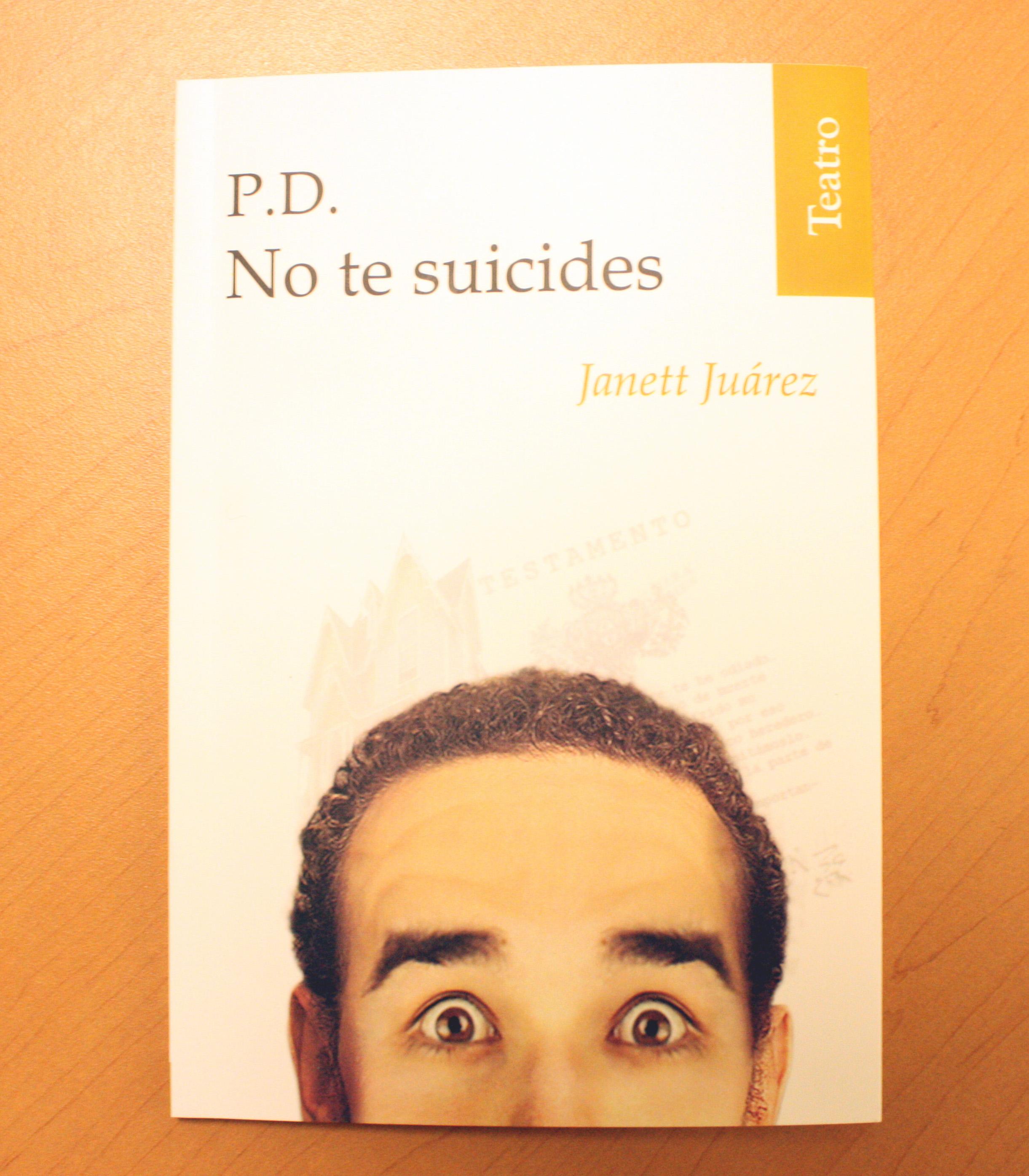 P.D. No te suicides