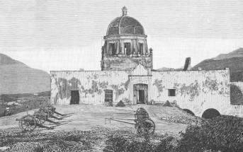 El Barrio del Obispado de Monterrey