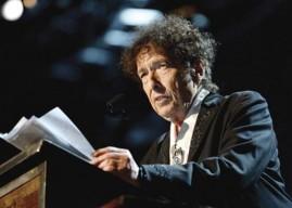 Discurso de Bob Dylan para ceremonia del Nobel