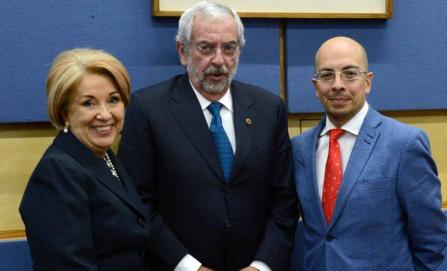 Jorge Volpi, nuevo director de Difusión Cultural UNAM
