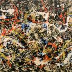 Jackson Pollock- Convergence