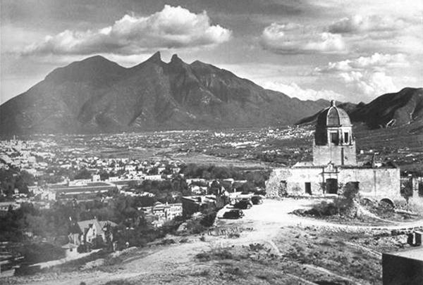 Actividades de subsistencia del Monterrey antiguo
