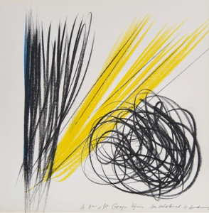 Hans Hartung- Grohmann Will