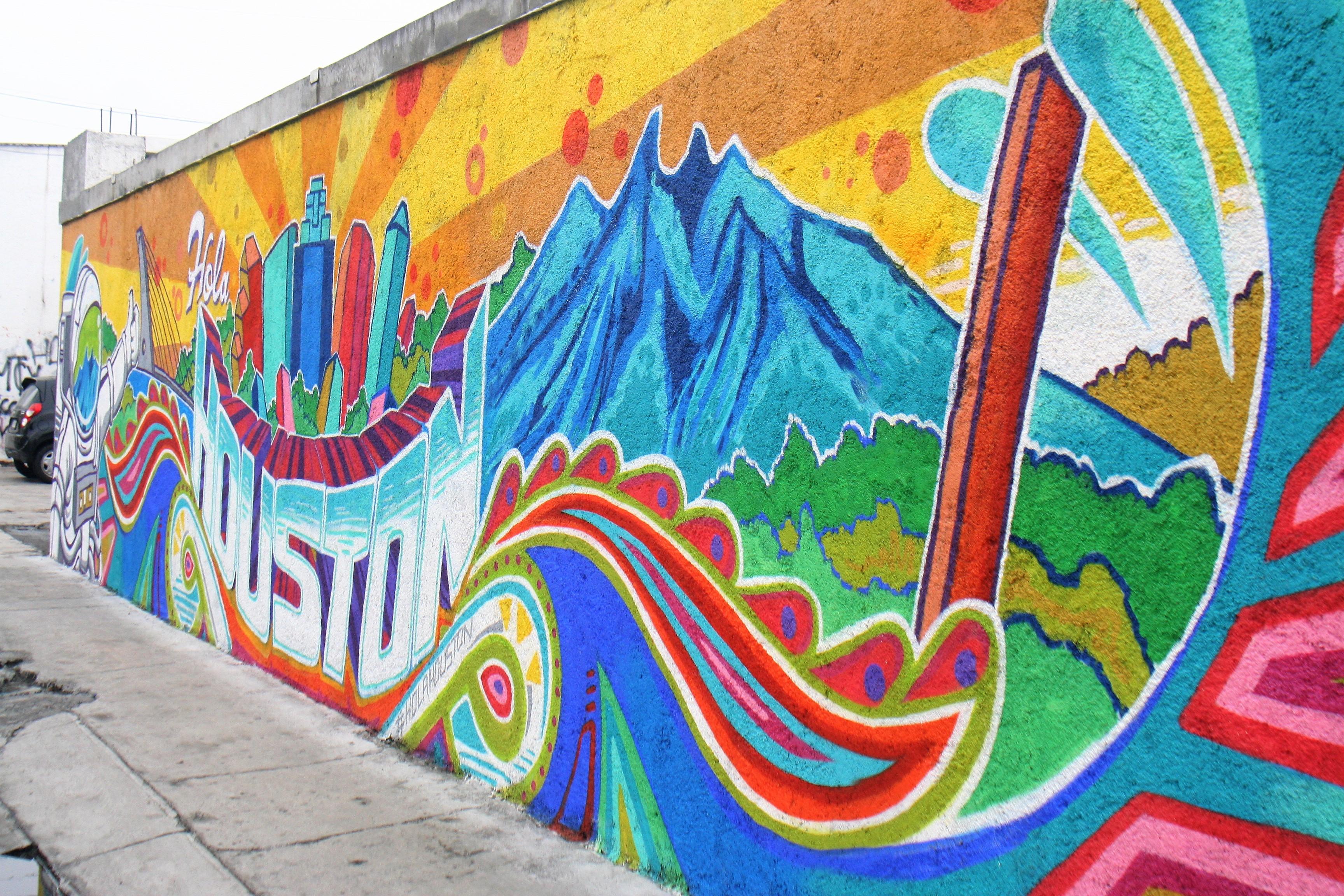 Mural de Barrio Antiguo. / FOTO: Ada Rodríguez