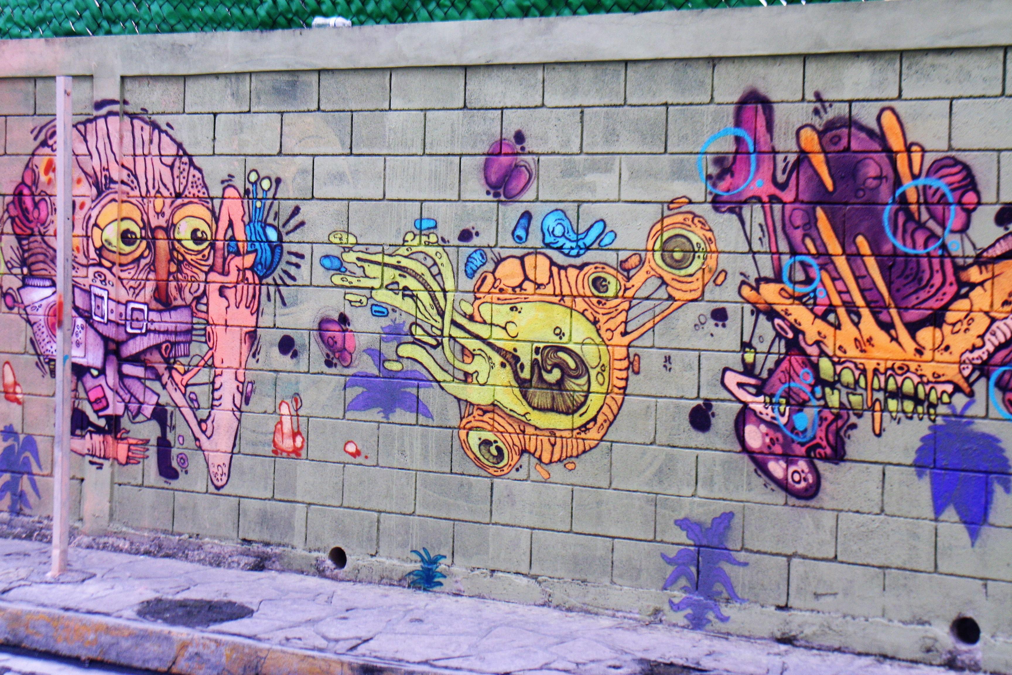 mural siete