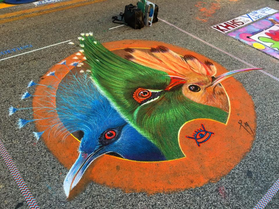 Concurso Via Colori, Houston. / FOTO: Especial