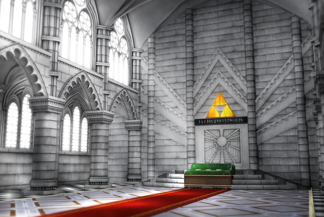 El cristianismo en The Legend of Zelda