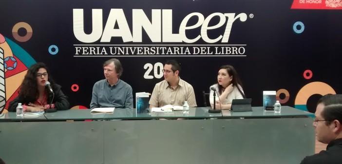 Presentación de 'La Ciudad del Olvido'. / FOTO: Ada Rodríguez.