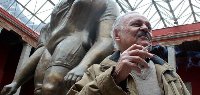 Muere el artista plástico José Luis Cuevas