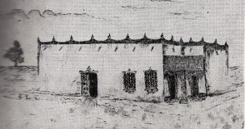 Obra de las casas de Cabildo de la ciudad de Nuestra Señora de Monterrey
