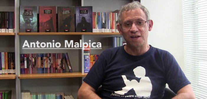 Principio y fin. Entrevista a Antonio Malpica