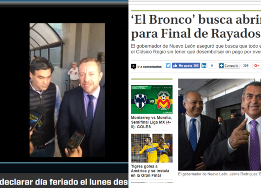 """""""Cooperacha de futbol"""" para la sociedad regiomontana"""