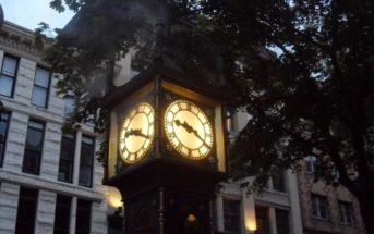 Reloj de Vapor de Vancouver